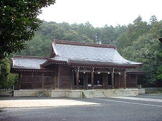 Ama, Shimane Town in Japan