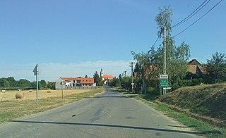Olasz Municipality in Southern Transdanubia, Hungary