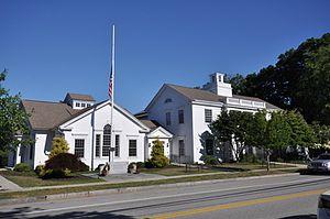 Morris B. Payne - Memorial Town Hall, Old Lyme, 1920.