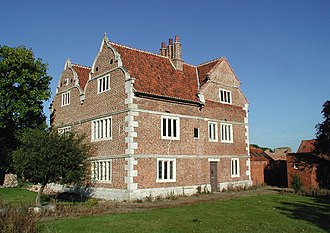 Knedlington - Knedlington Hall