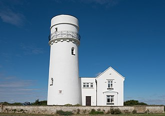 Hunstanton - Former lighthouse in 2016