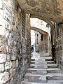 Old Jerusalem Al-Jabsha Street stairs.jpg