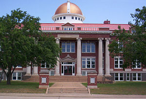 Lawton, Oklahoma - Lawton City Hall