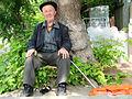 Old Tatar Man - Kazan - Russia.JPG