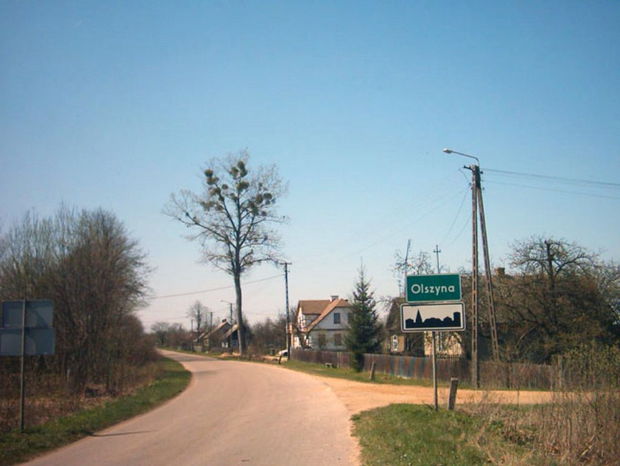 Olszyna, Podlaskie Voivodeship