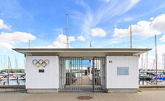 Sailing at the 1936 Summer Olympics - Image: Olympische Spiele 1936 Segelwettbewerbe in Kiel msu 2017 8772