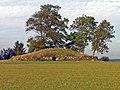 Om jaettestue - Neolithic passage grave near Lejre.jpg