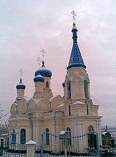 Onițcani Village in Criuleni District, Moldova