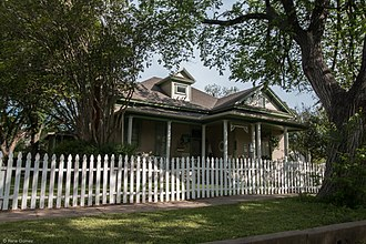 Hubbard, Texas - Image: Onstott Hill House (1 of 1)