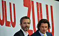 Orlando Bloom and Jérôme Salle - Zulu Premiere in Hamburg.jpg