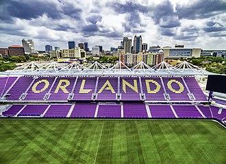 Orlando City SC - Orlando City Stadium