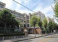 Osaka City Shin-Kitajima elementary school.JPG