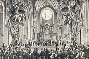 1873 in Sweden - Image: Oscar II of Sweden & Sofia of Sweden coronation 1873