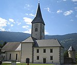 Ossiach stiftskirche