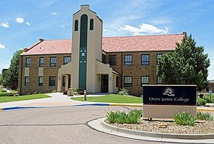 Otero Junior College - Macdonald Hall.