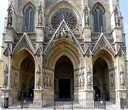 Basílica de Santa Clotilde de París - Wikipedia, la