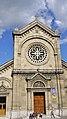 P1090032 France, Paris, l'église Notre-Dame-des-Champs sur le boulevard du Montparnasse (5629187767).jpg