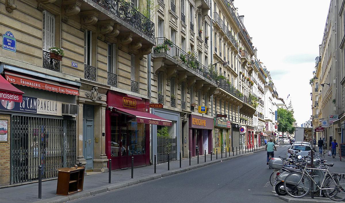 Rue de dunkerque wikip dia - Office du tourisme de dunkerque ...