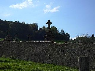 croix de cimetière de Dolaincourt