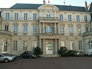 Loiret - Prefecture building of the Loiret department, in Orléans