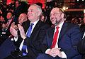 PES-Kongress mit Bundeskanzler Werner Faymann in Rom (12899646115).jpg