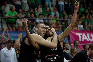 Ivan Žigeranović Serbian basketball player