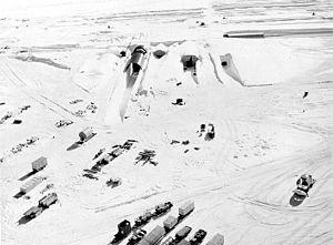 Army Nuclear Power Program - PM-2A   Camp Century, Greenland