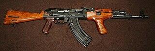 Pistol Mitralieră model 1963/1965 assault rifle