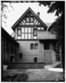 PORCH-STAIRS, NORTH - Stan Hywet Hall, 714 North Portage Path, Akron, Summit County, OH HABS OHIO,77-AKRO,5-137.tif