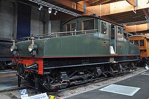 SNCF BB 1280 - Image: PO E 1 1