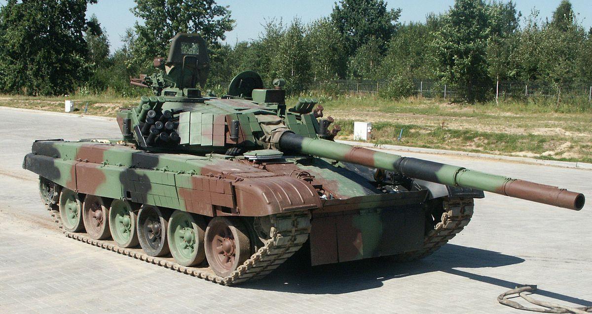 PT-91 Twardy - Wikipedia