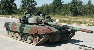PT-91 Twardy - Image: PT91 Twardy MSPO09