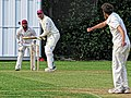 Pacific CC v Chigwell CC at Crouch End, London, England 24.jpg