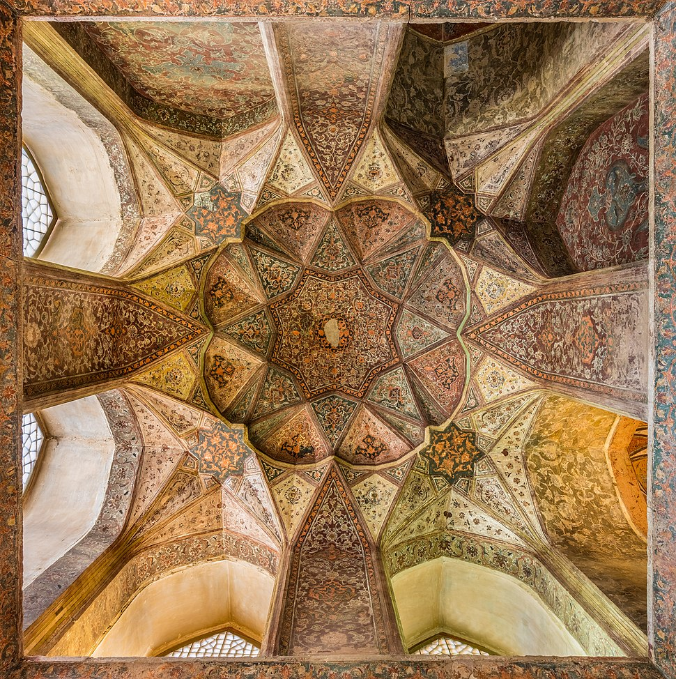 Palacio Hasht Behesht, Isfahán, Irán, 2016-09-20, DD 78-80 HDR