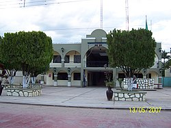 Jose María Morelos municipal hall