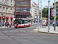 Palackého náměstí, Na Moráni, zastávka.jpg