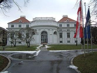 Johann Lukas von Hildebrandt - Image: Palais Schönburg Rainergasse 11