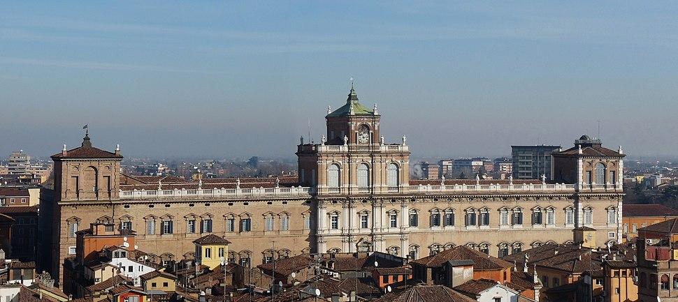 Palazzo Ducale di Modena sede dell'Accademia Militare