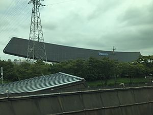 Solar Ark - Panasonic Solar Ark