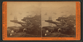 Panorama from Telegraph Hill, (No. 11.) Vallejo and Broadway Wharves, from Robert N. Dennis collection of stereoscopic views.png