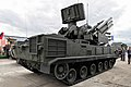 Pantsir-S1 (tracked) - Engineering Technologies 2012 -5.jpg