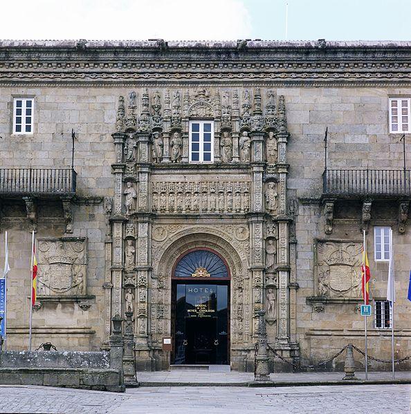 File:Parador de Santiago de Compostela 1.jpg