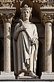 Paris - Cathédrale Notre-Dame -Galerie des rois - PA00086250 - 003.jpg