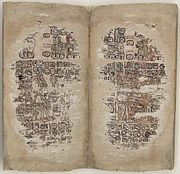 Paris Codex, pages 4-5