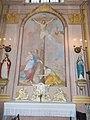 Parish church, Holy Cross altar, 2020 Zalaegerszeg.jpg