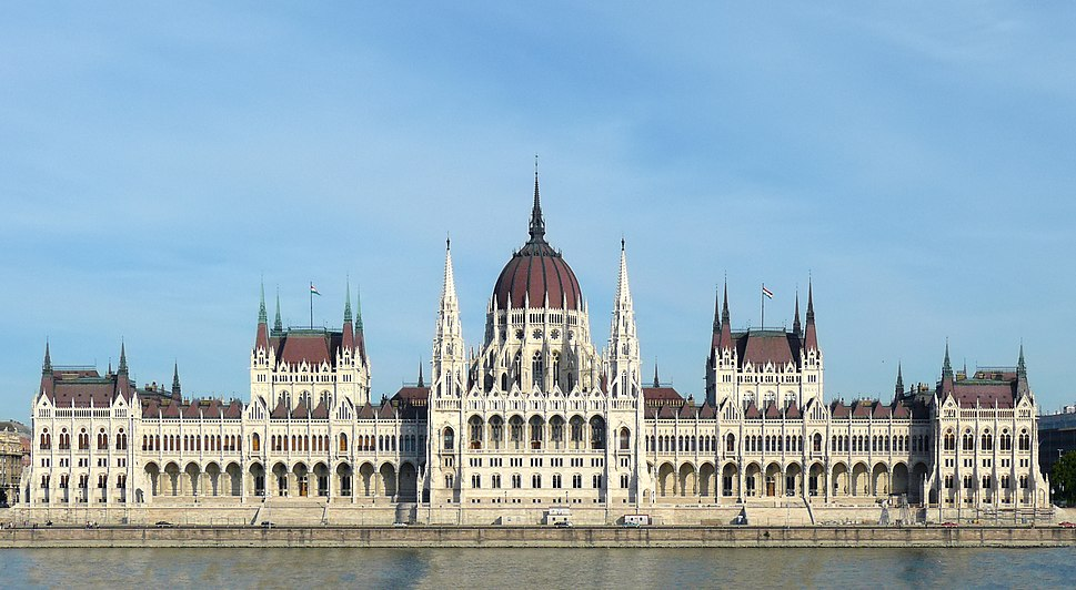 Parliament Buildung Hungary 20090920