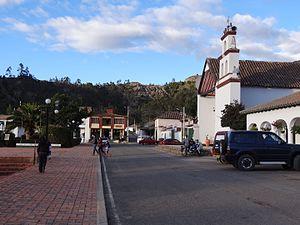 Cucaita - Image: Parque Cucaita Boyaca 09