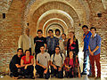 Participantes de la Editatón en el Museo del Bicentenario.jpg