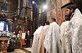 Participation of the President of Ukraine in the festive Christmas liturgy in Saint Sophia, Kiev 19.jpeg