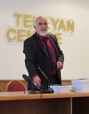 Paruyr Hayrikyan - Paruyr Hayrikyan in 2016